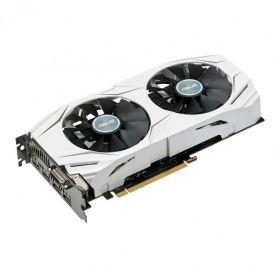 Видеокарта ASUS GeForce GTX 1060 1569Mhz PCI-E 3.0 3072Mb  192 bit DUAL-GTX1060-O3G
