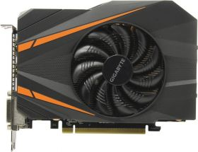 Видеокарта GIGABYTE GeForce GTX 1060 1556Mhz PCI-E 3.0 3072Mb 192 bit GV-N1060IXOC-3GD