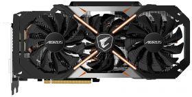 Видеокарта GIGABYTE GeForce GTX 1070 1632Mhz PCI-E 3.0 8192Mb 256 bit AORUS GV-N1070AORUS-8GD