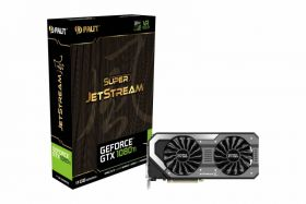 Видеокарта  Palit GeForce GTX 1080 Ti 1505Mhz PCI-E 3.0 11264Mb 352 bit  Super JetStream NEB108TS15LC-1020J