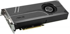 Видеокарта ASUS GeForce GTX 1060 1506Mhz PCI-E 3.0 6144Mb  192 bit TURBO-GTX1060-6G