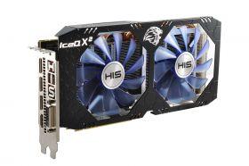Видеокарта HIS ATI RADEON RX 580 PCI-E 1257Mhz 4096MB DDR5 256 bit HS-580R4LCBR