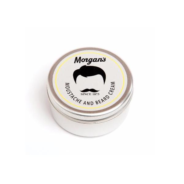 Крем Morgan's для бороды и усов
