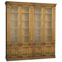 Набор  ВЕРДИ 4 П.196 Н-4 мебели для библиотеки