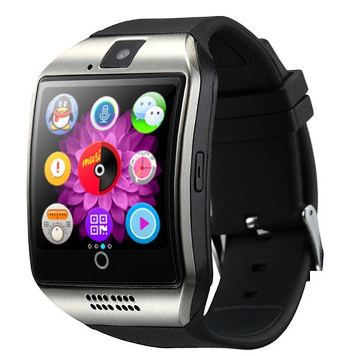 Умные часы Smart Watch Q18, цвет серебристый
