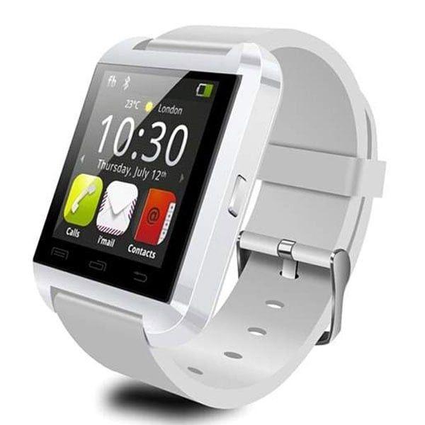 Умные Часы Smartwatch U8, Цвет Белый