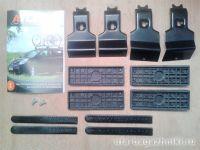 Адаптеры для багажника Fiat Grand Punto, Атлант, артикул 8880