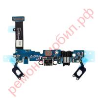 Шлейф для Samsung Galaxy A5 2016 ( SM-A510F ) с разъемом зарядки
