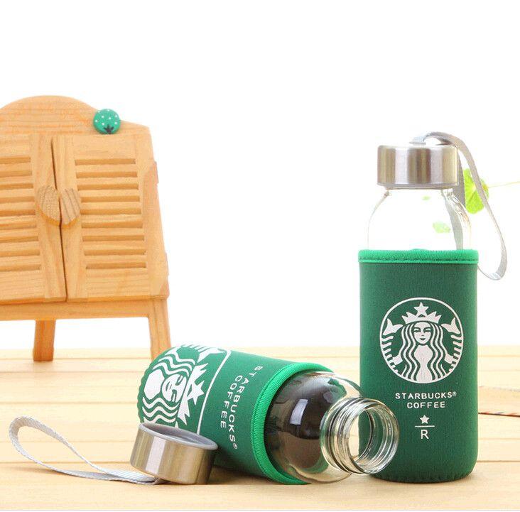 Стеклянная Бутылка Starbucks Coffee, 300 Ml