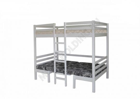 Двухъярусная кровать Друзья