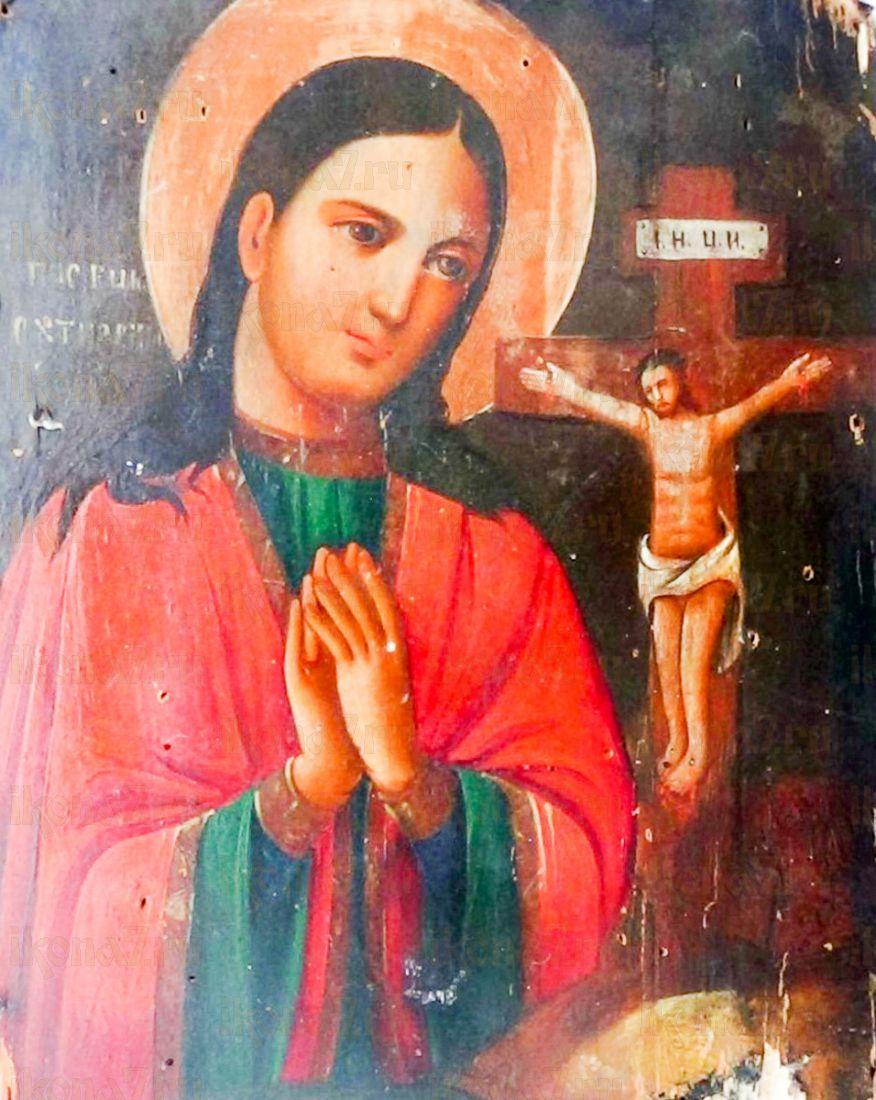 Ахтырская икона БМ (копия 19 века)