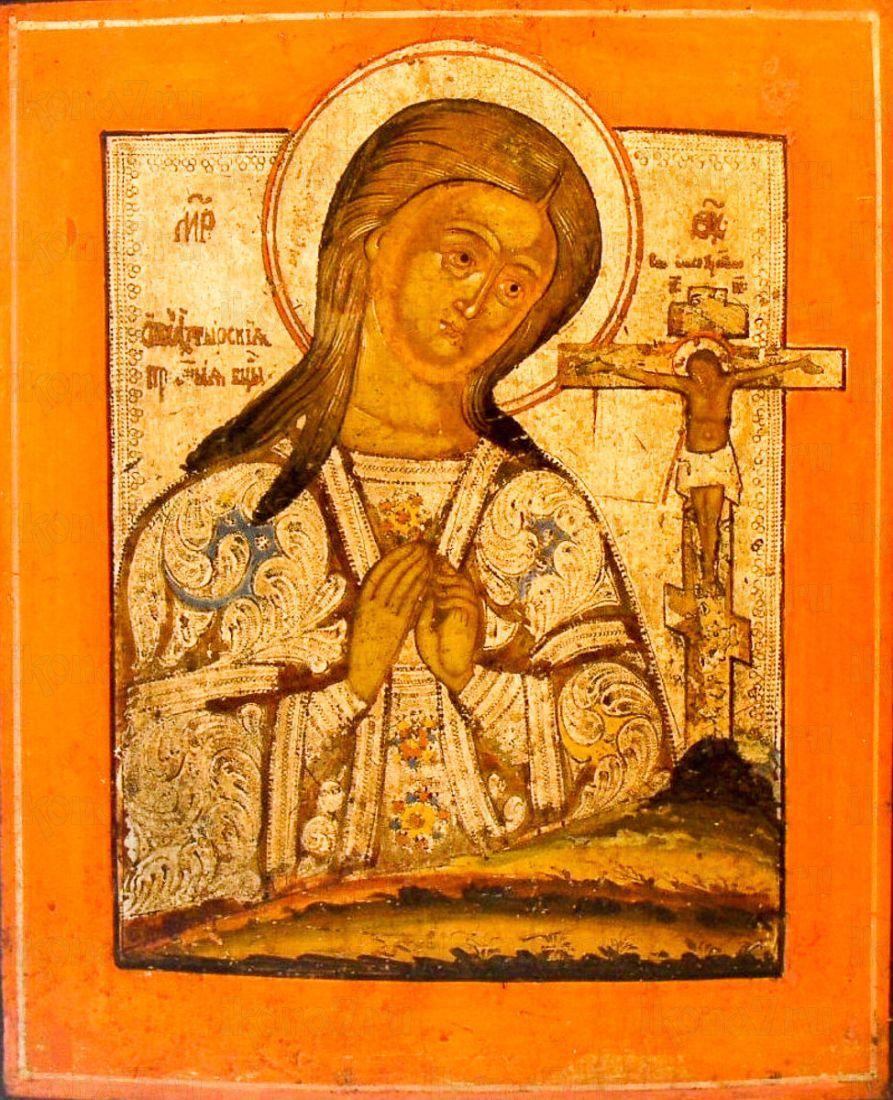 Ахтырская икона БМ (копия старинной)