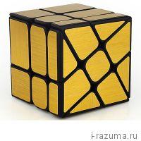 Кубик Рубика Зеркальный Звезда WindMirror