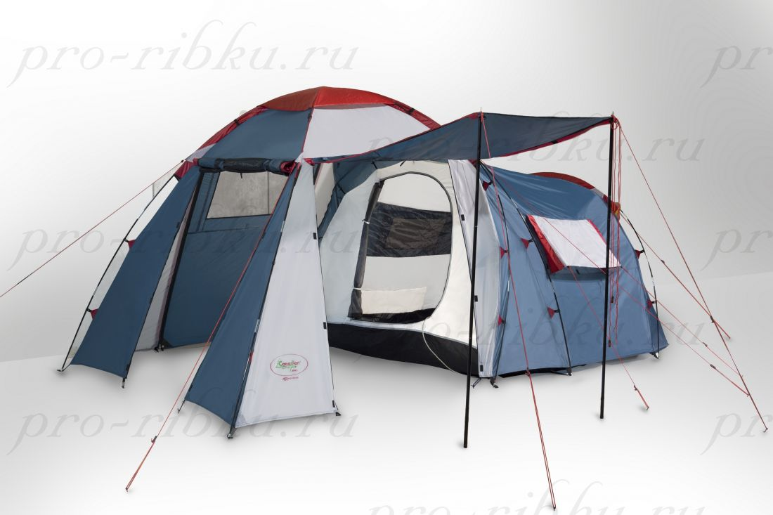 ПАЛАТКА CANADIAN CAMPER HYPPO 3 (WOODLAND)