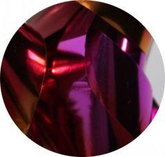 Фольга для литья и кракелюра Royal (47) розовый радужный глянец