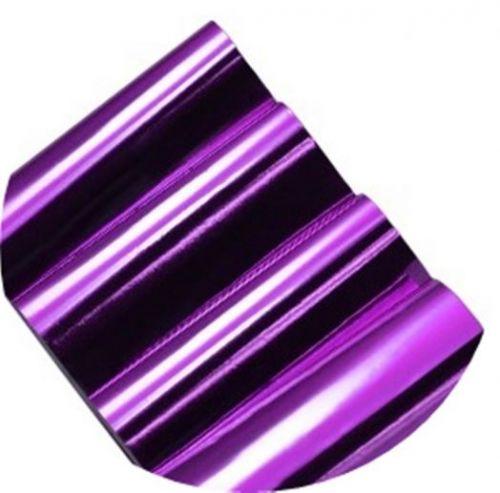 Фольга для литья и кракелюра  Royal (51) фиолетовый глянец