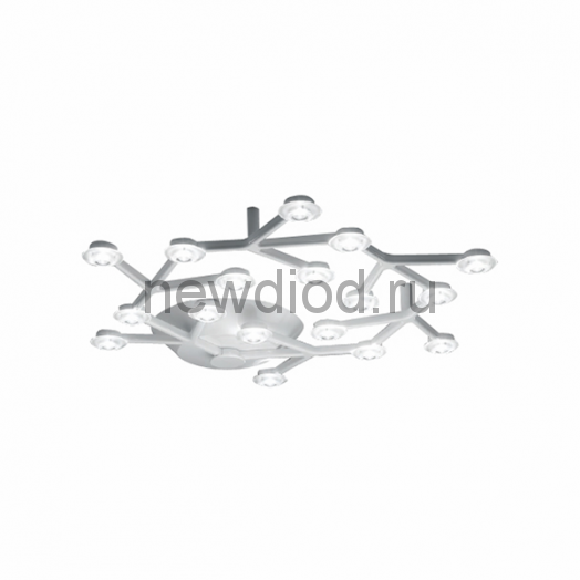 Artemide Led Net Circle D90 светильник настенно-потолочный