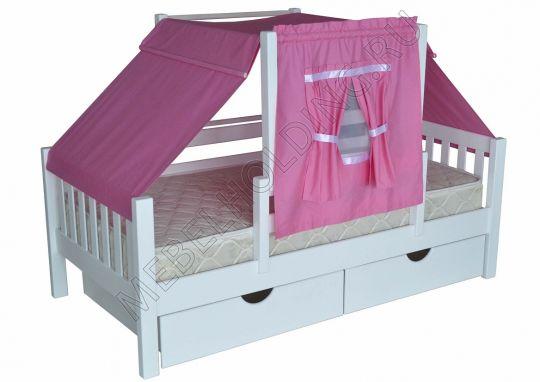 Детская кровать Совушка