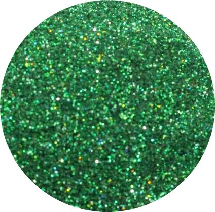 Шиммер 12 Royal лазерный зеленый 5 гр.