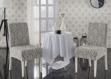 Чехлы на стулья  MILANO (натуральный)  Арт.2911-1