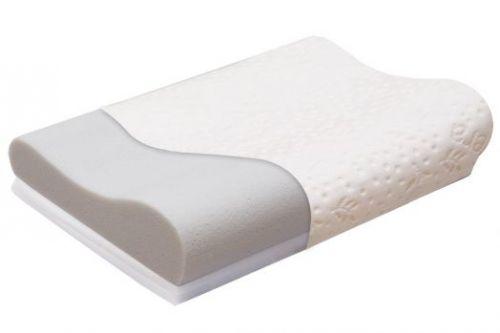 Ортопедическая подушка с регулировкой по высоте для детей и подростков Тривес ТОП-150