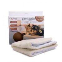 Самонагревающаяся лежанка для животных SNUGGLE RUG (1)