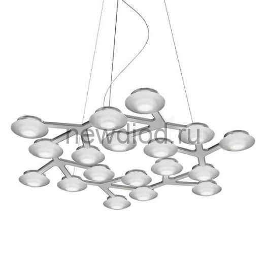 Artemide Led Net Circle D77 светильник подвесной