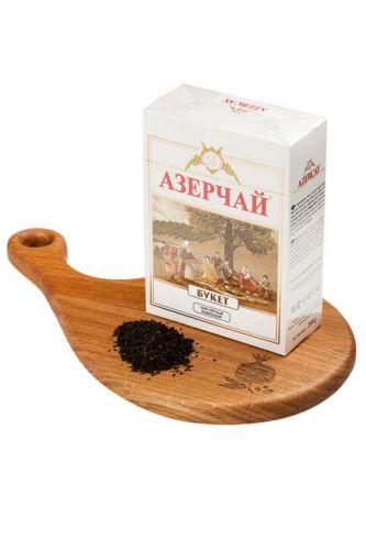 АзерЧай 200гр Букет Чай Черный байховый