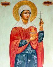 Икона Анастасия Узорешительница