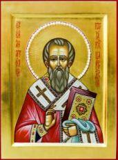 Икона Анатолий Константинопольский