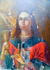 Варвара (копия старинной иконы)