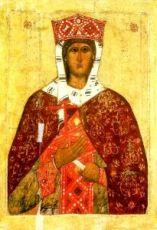 Варвара (копия иконы 14 века)