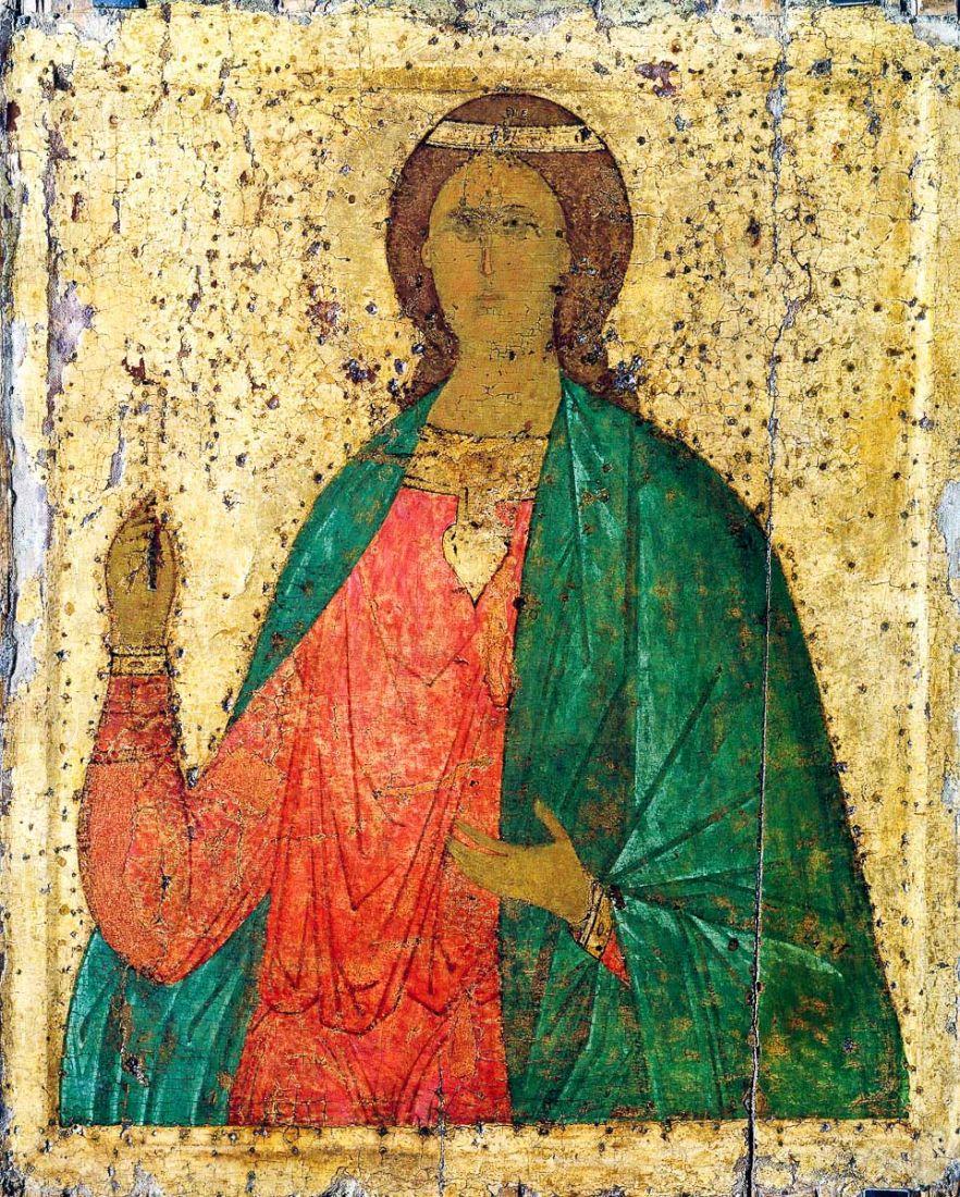 Варвара (копия иконы 15 века)