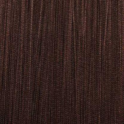 Нитяные шторы однотонные оптом цвет венге