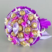 """Букет из конфет №670 """"Сеньорита"""""""