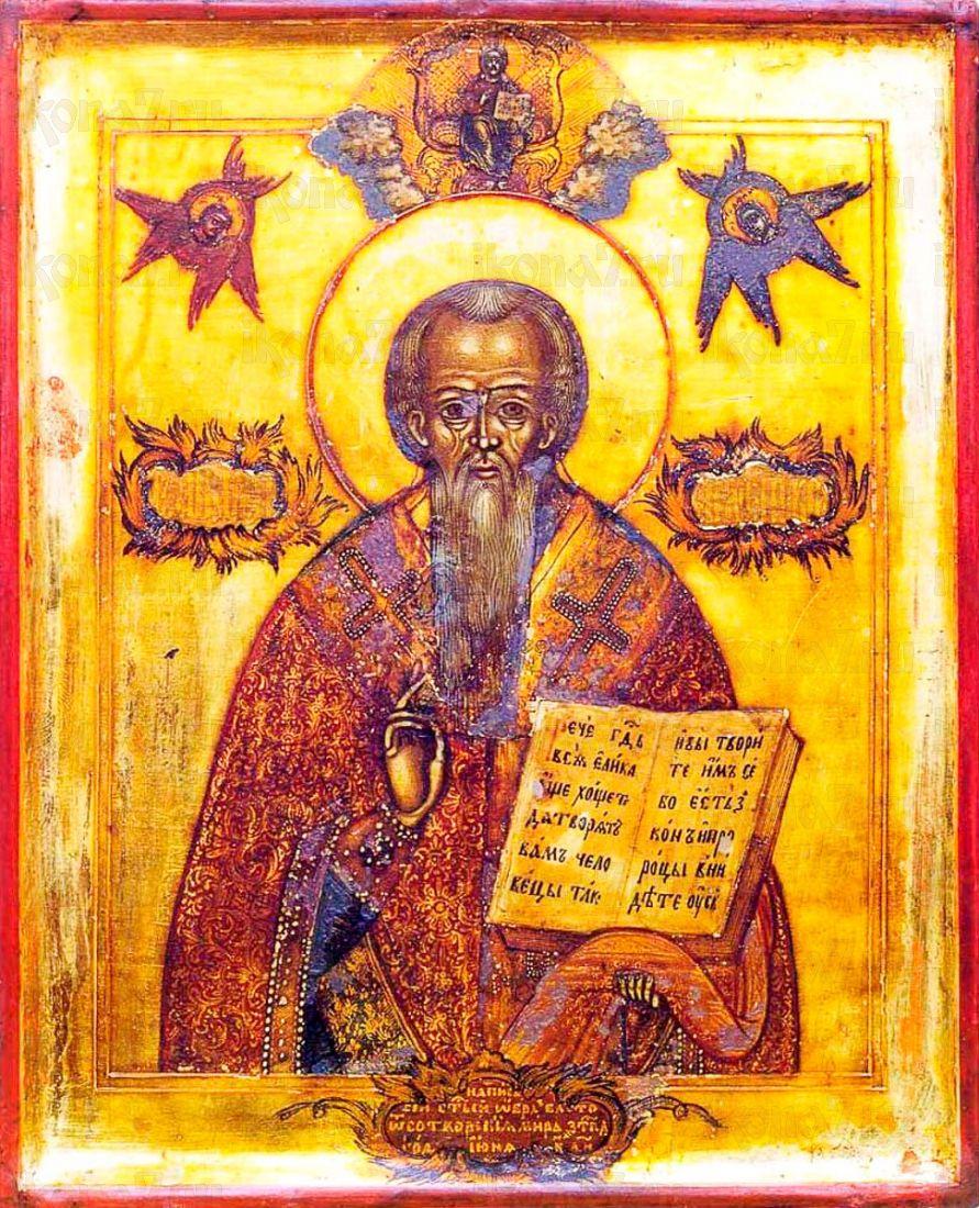 Икона Андрей Критский (копия 19 века)