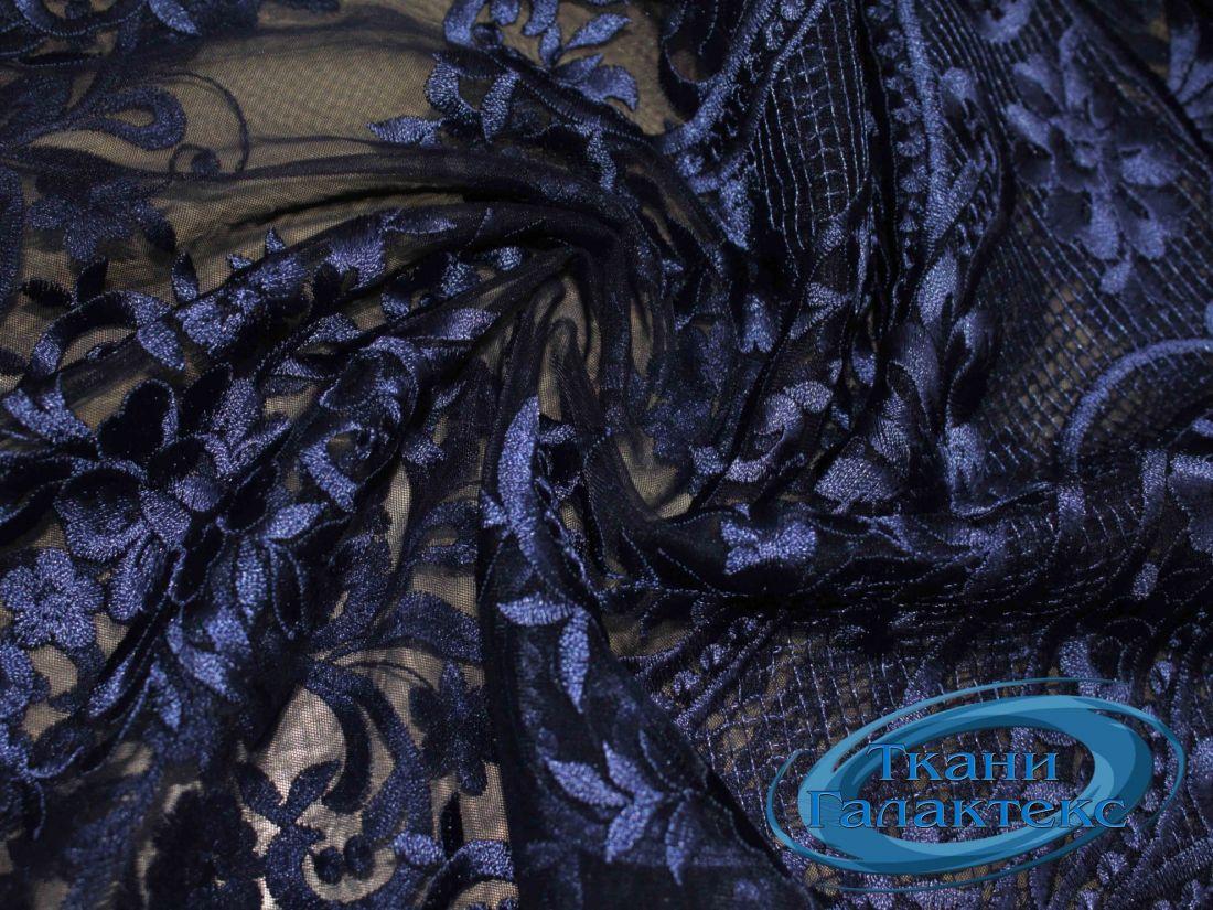 Сетка вышивка VT-9643/C#3