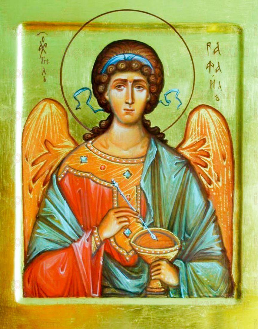 Икона Рафаил Архангел