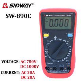 Мультиметр SNDWAY
