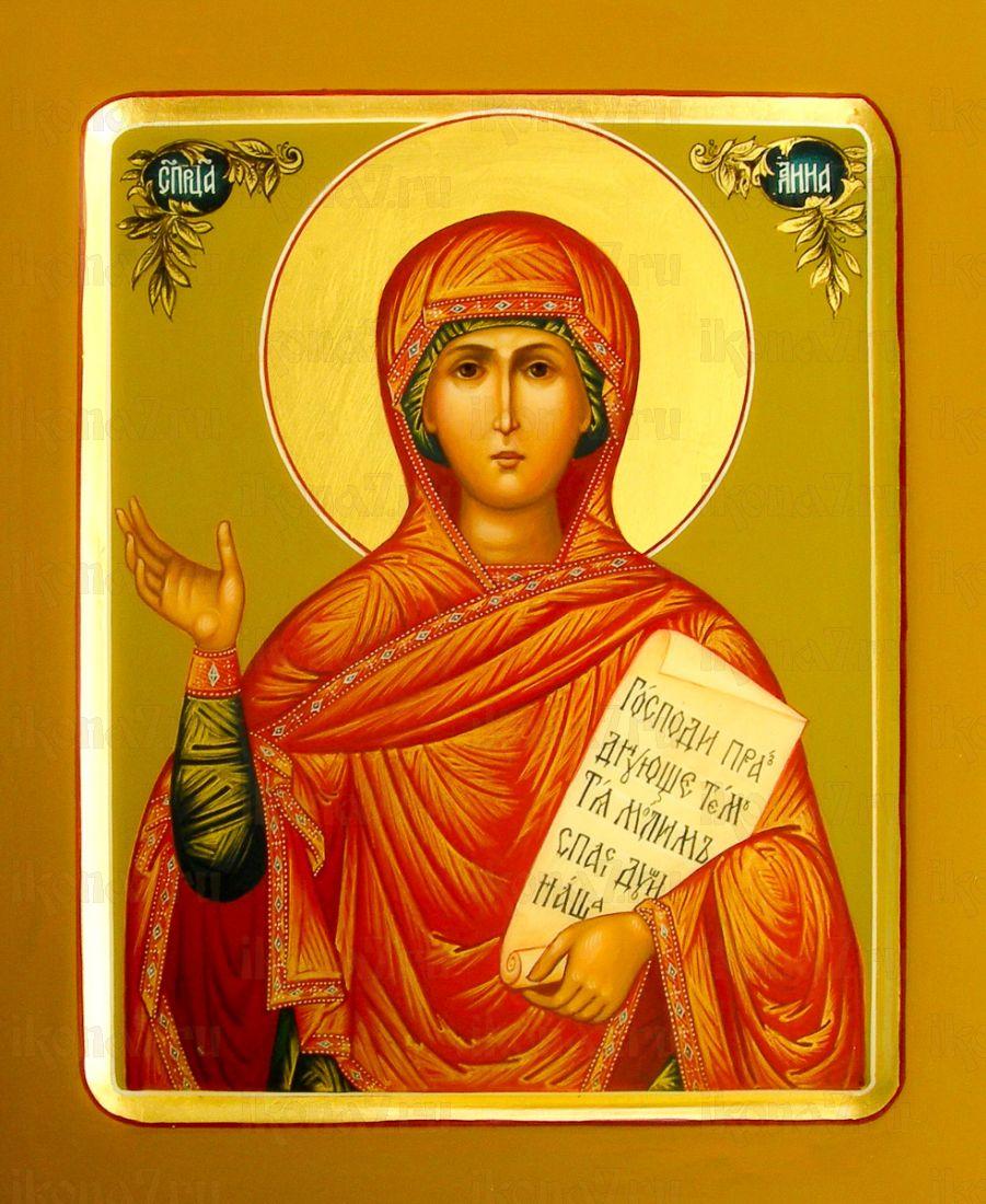 Икона Анна, пророчица