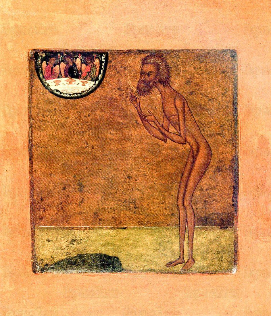 Василий Блаженный (копия иконы 16 века)
