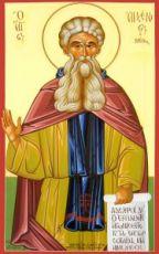 Икона Арсений Великий