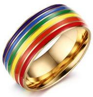 Кольцо Радуга