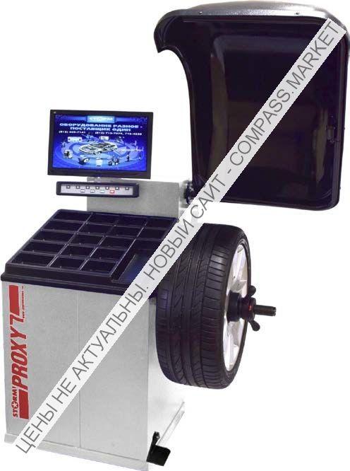 Автоматический балансировочный станок Proxy-7 Light
