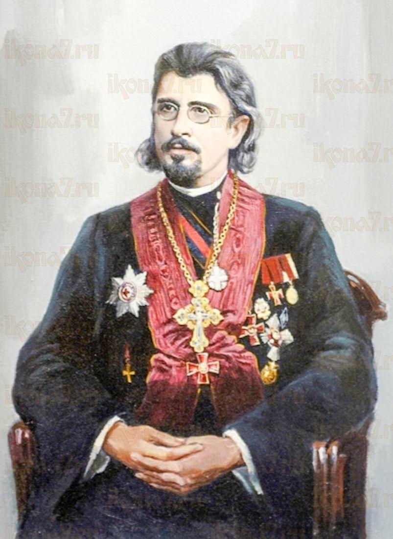 Александр Хотовицкий (портрет)