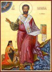 Икона Варнава, апостол от 70-ти