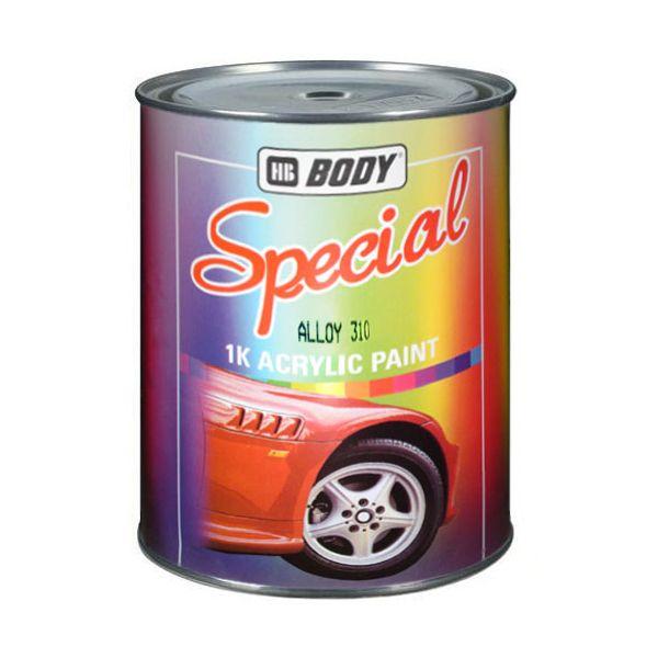 HB Body Краска для дисков SPECIAL PAINT 310, объем 1л.