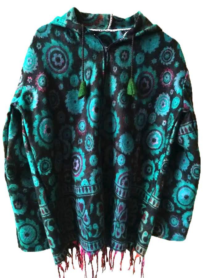 Тёплая кофта Пуловер, унисекс (Москва)