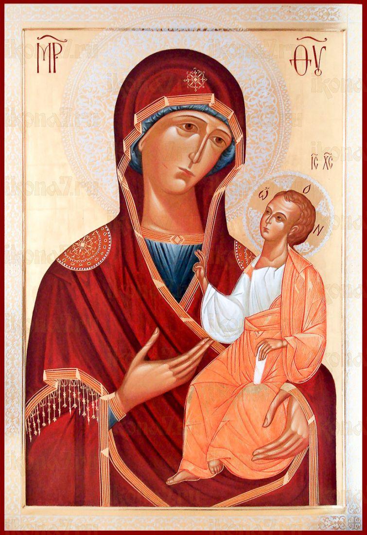 Иверская икона Божией Матери (Вратарница)