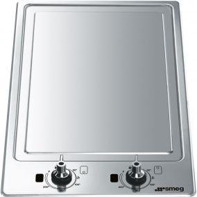Электрический гриль SMEG PGF30T-1